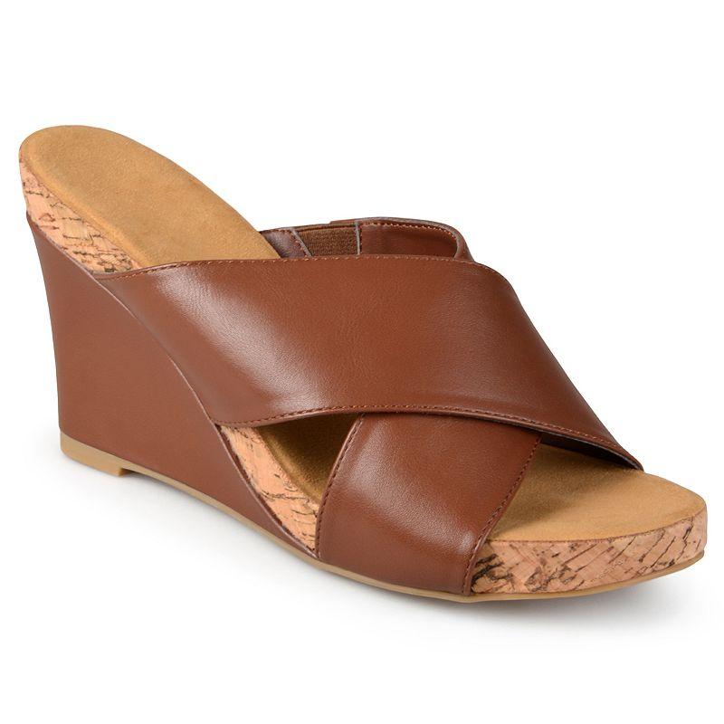 Journee Collection Sloan Women's Wedge Sandals