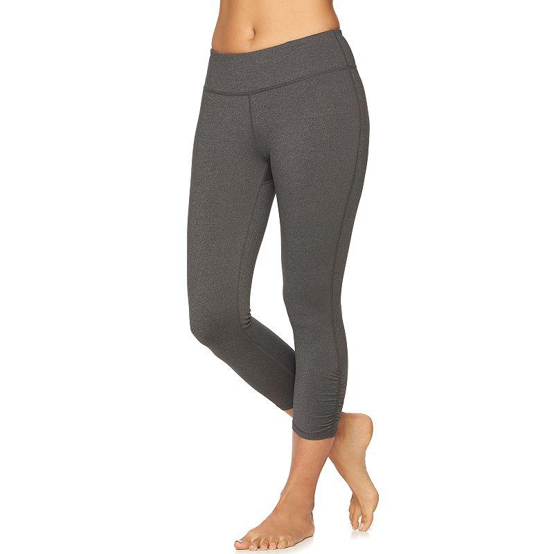 Women's Gaiam Om Yoga Capri Leggings