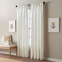 Peri Diamond Eyelet Curtain