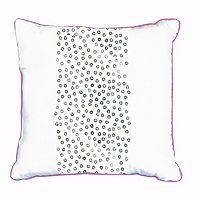 Seventeen Marrakesh Embellished Throw Pillow