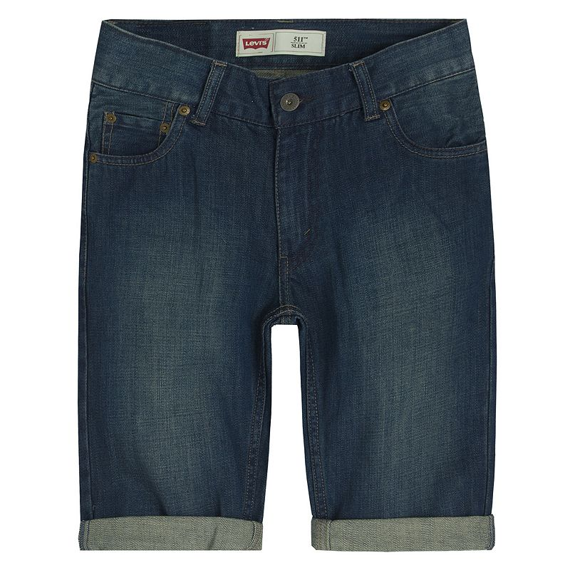 Boys 8-20 Levi's 511 Cuffed Shorts