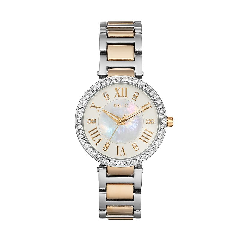 Relic Women's Isabelle Crystal Watch