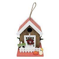 Celebrate Fall Together Harvest Birdhouse