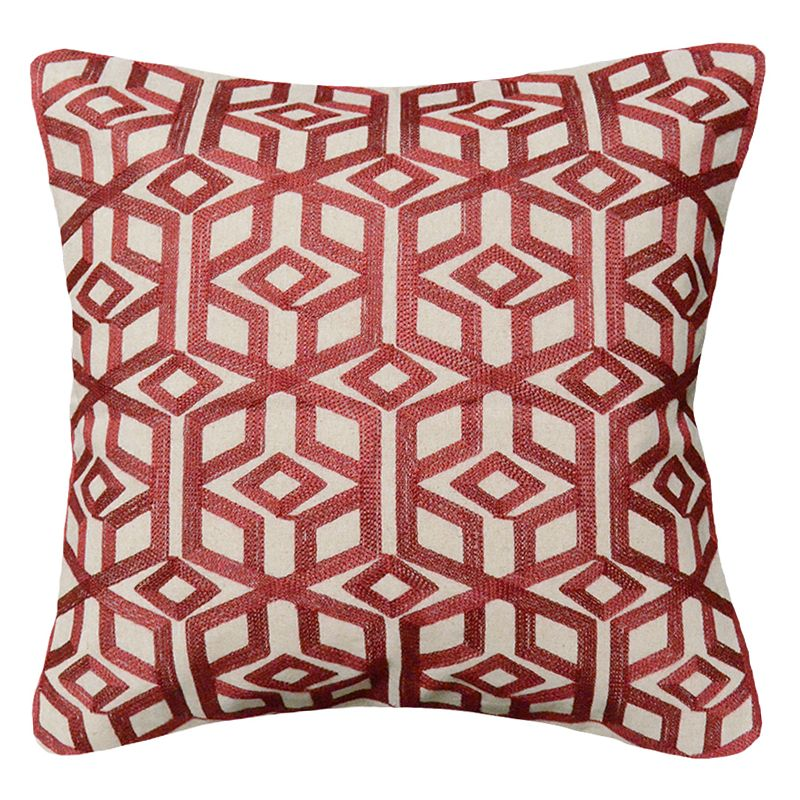 Charming Embroidered Pillow Kohl 39 S