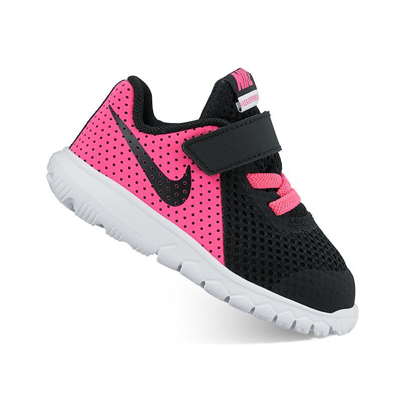 Toddler Girl Black Nike Shoes