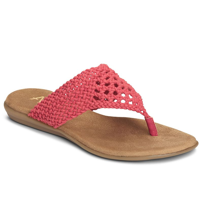 A2 by Aerosoles Chlutch Women's Thong Sandals