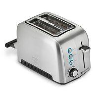 Toastmaster 2-Slice Silver Toaster