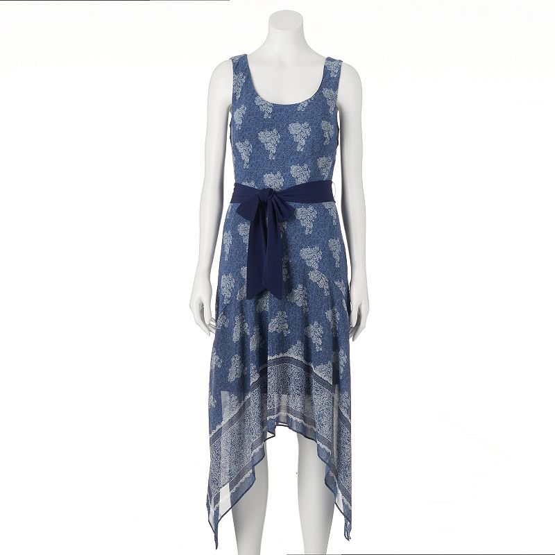 Women's Bethany Floral Shift Dress
