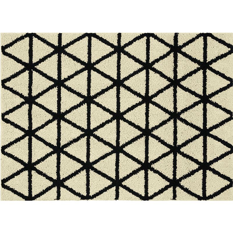 Simple by Design Triangle Rug - 4' x 5'4''