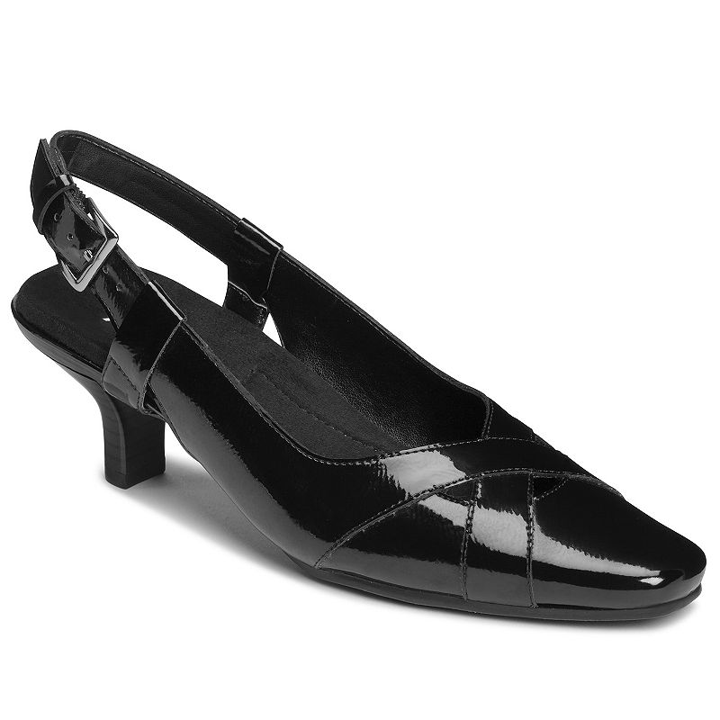 A2 by Aerosoles Dimprint Women's Slingback Pumps