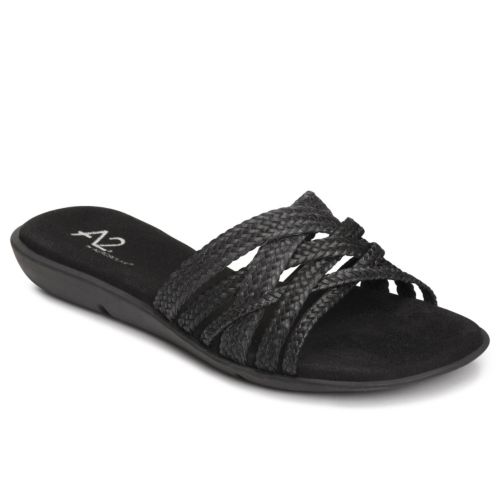 A2 by Aerosoles Saving Grace Women's Slide Sandals