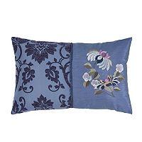 Downton Abbey Aristocrat Embroidered Breakfast Throw Pillow