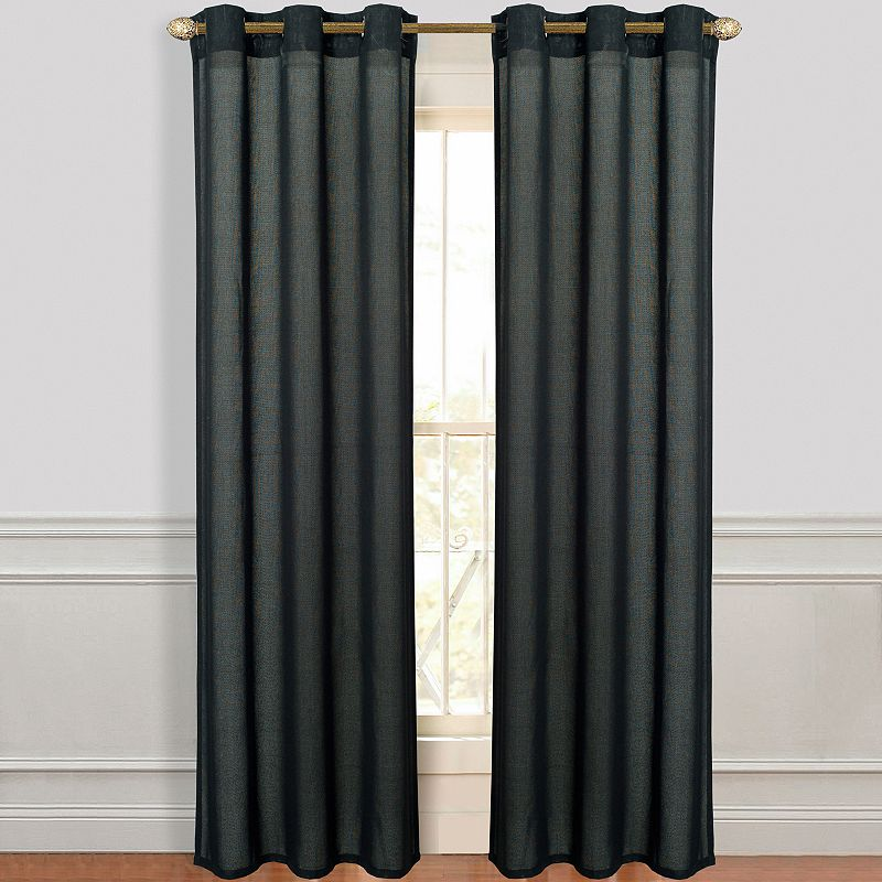 Dainty Home 2-pack Alivia Curtains - 38'' x 84''