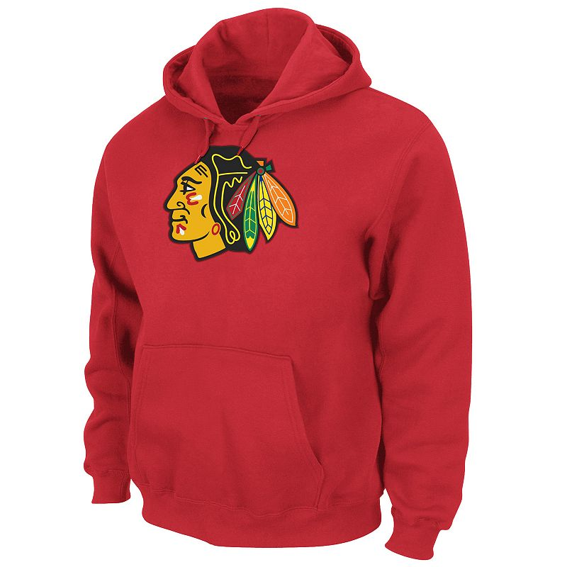 Men's Majestic Chicago Blackhawks Hoodie