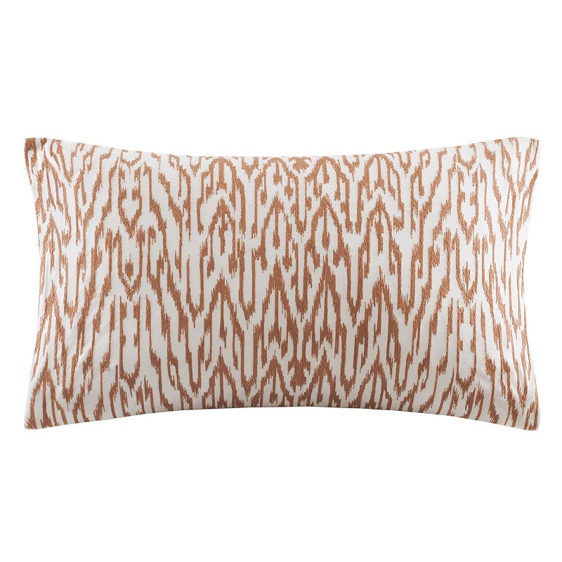 INK+IVY Martina Embroidered Throw Pillow