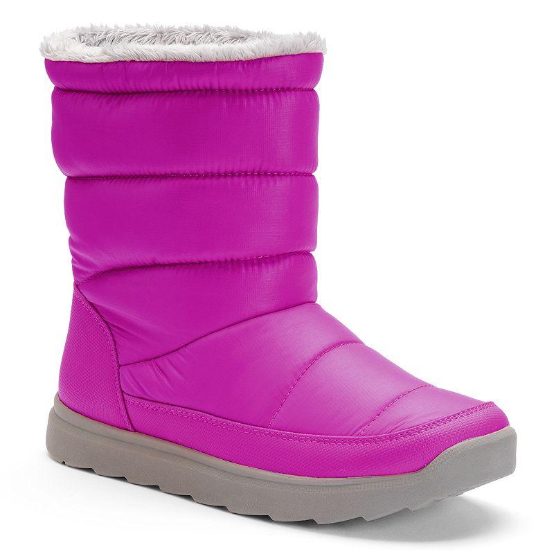 Fur Trim Winter Boots | Kohl's