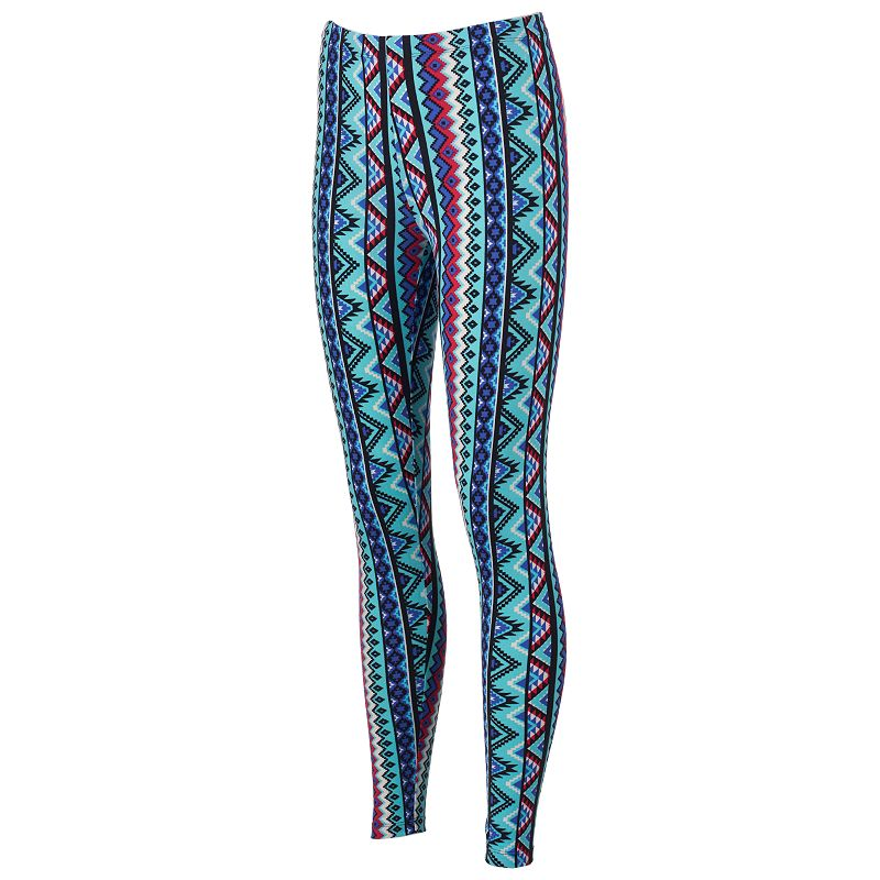 Juniors' One Step Up Printed Leggings