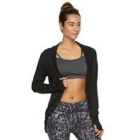 Women's Gaiam Enlighten Wrap Cardigan