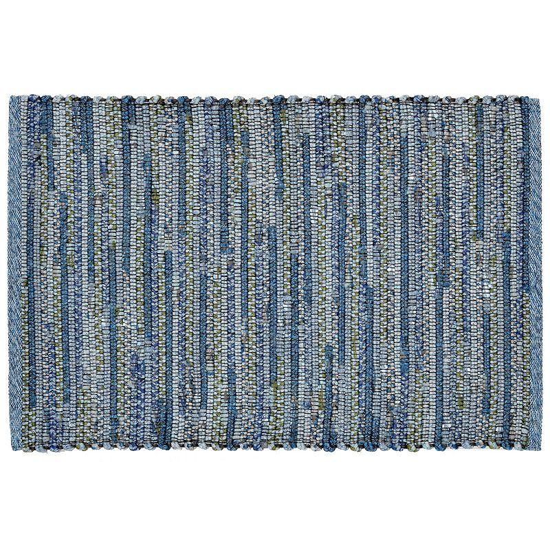 Trans Ocean Imports Liora Manne Sahara Plains Striped Indoor Outdoor Rug