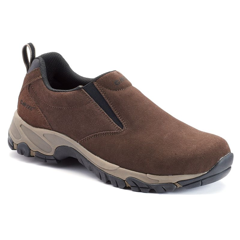 Hi-Tec Altitude Men's Suede Shoes