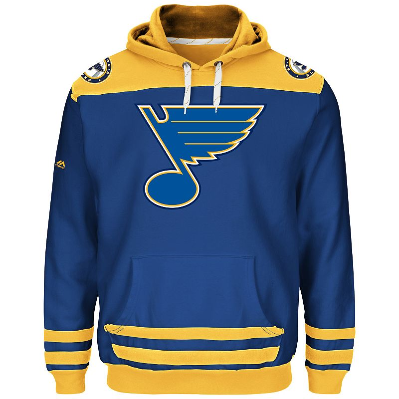 Big & Tall St. Louis Blues Fleece Hoodie