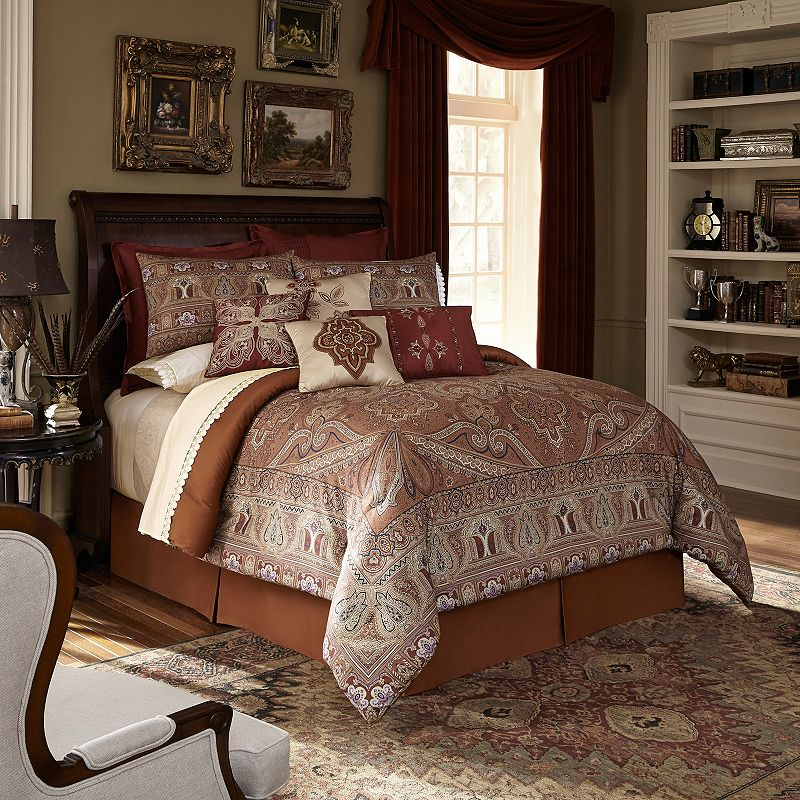 Downton Abbey 4-piece Grantham Bed Set