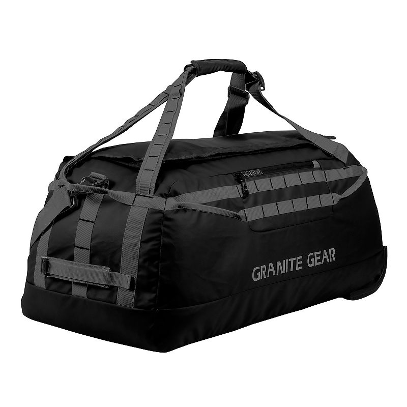 Granite Gear Large Rolling Duffel Bag