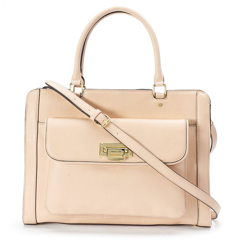 Towne by London Fog Sheffield Work Convertible Tote