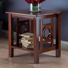 Winsome Ollie End Table  by