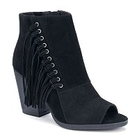 sugar Lily Women's High Heel Ankle Boots