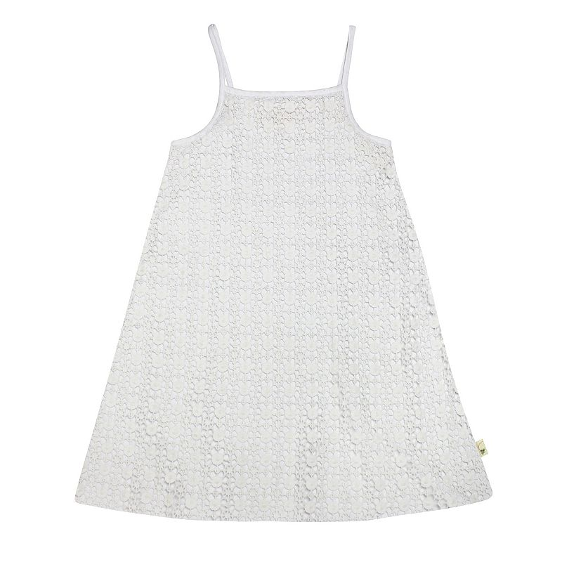 Baby Girl Burt's Bees Baby Organic Crochet Dress