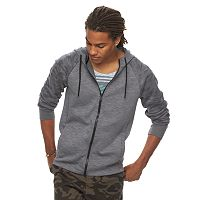 Men's Tony Hawk Camo Raglan Fleece