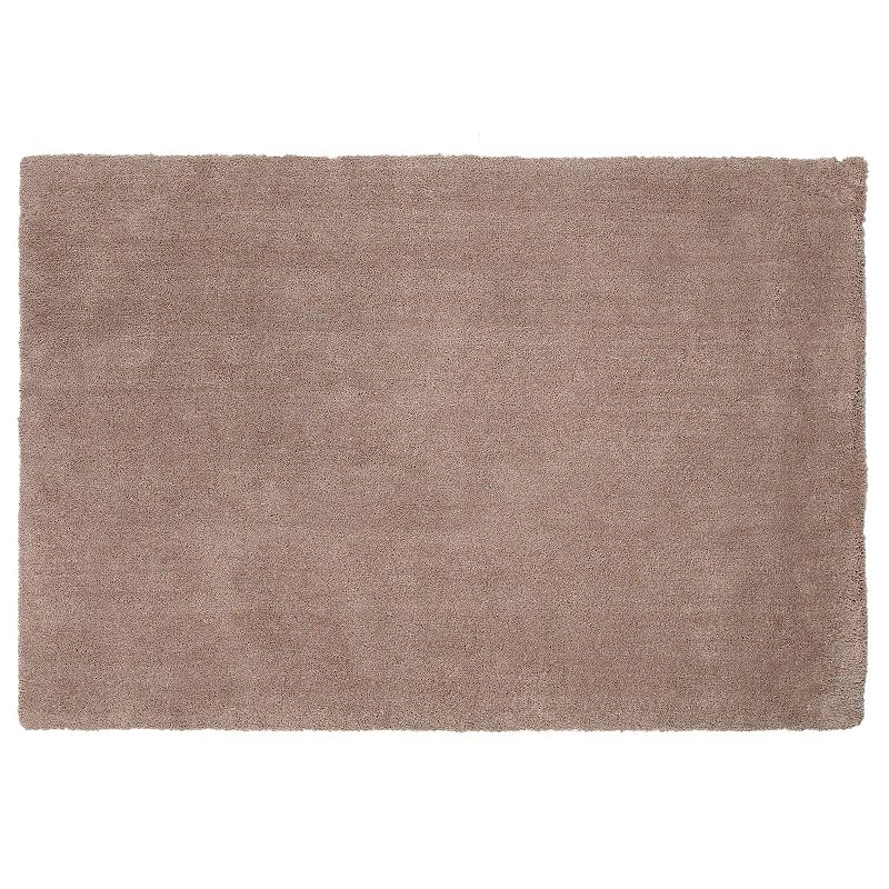 KAS Rugs Bliss Solid Shag Rug - 3'3'' x 5'3''