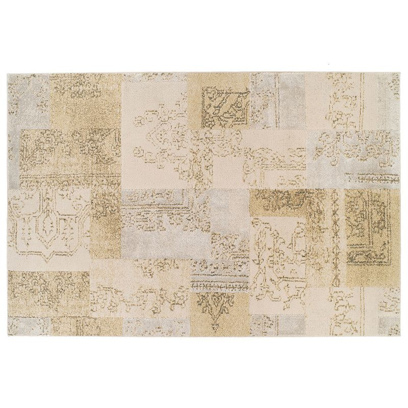 KAS Rugs Donny Osmond Home Timeless Tapestry Patchwork Rug