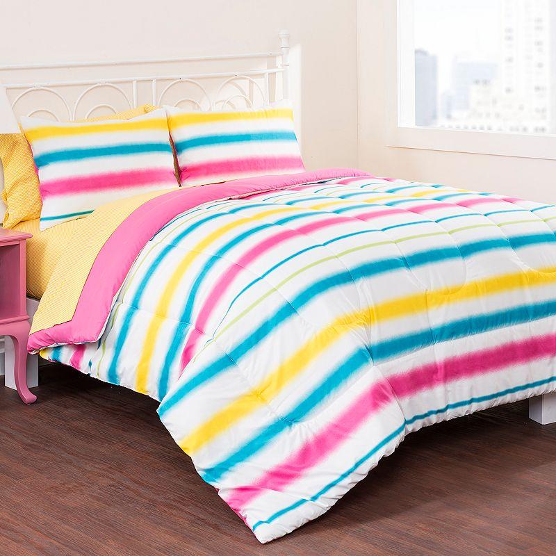 imported watercolor bedding kohl 39 s. Black Bedroom Furniture Sets. Home Design Ideas