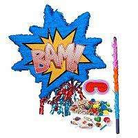 Superhero Comics Piñata Kit