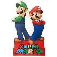 Super Mario Party Mario & Luigi Standup