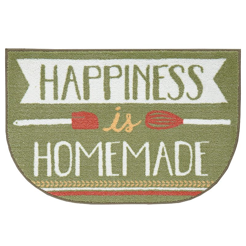 SONOMA Goods for Life™ ''Happiness is Homemade'' Kitchen Rug - 20'' x 30''