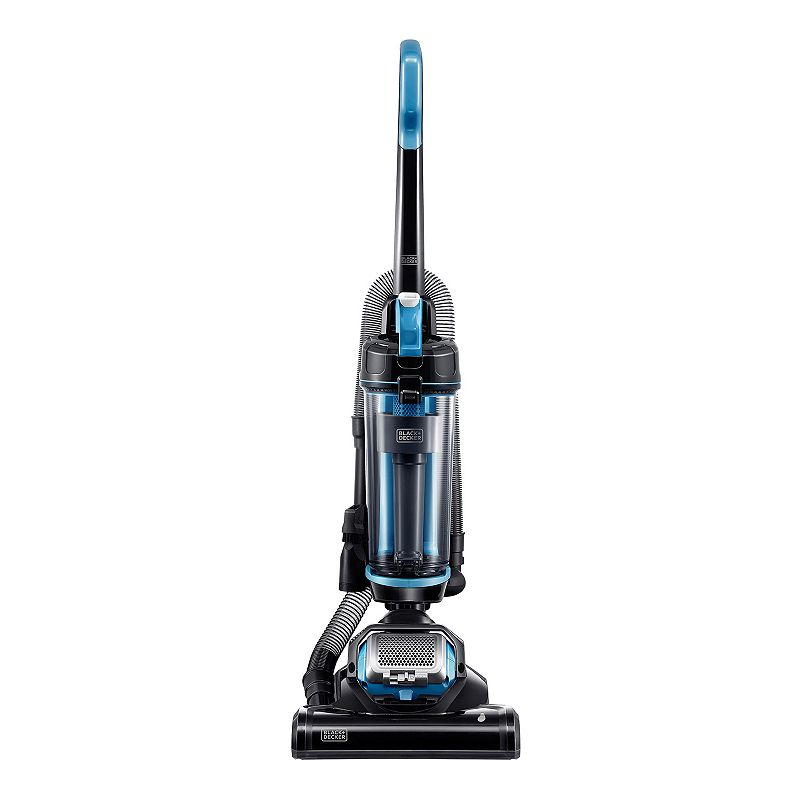 Black & Decker AirSwivel Lite Ultra Lightweight Upright Vacuum (BDASL202)