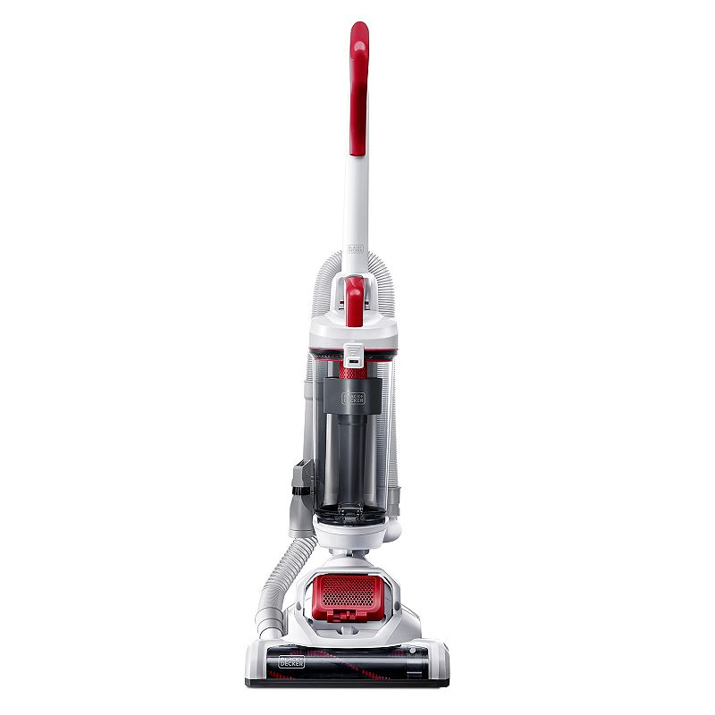 Black & Decker AirSwivel Pet Ultra Lightweight Upright Vacuum (BDASP103)