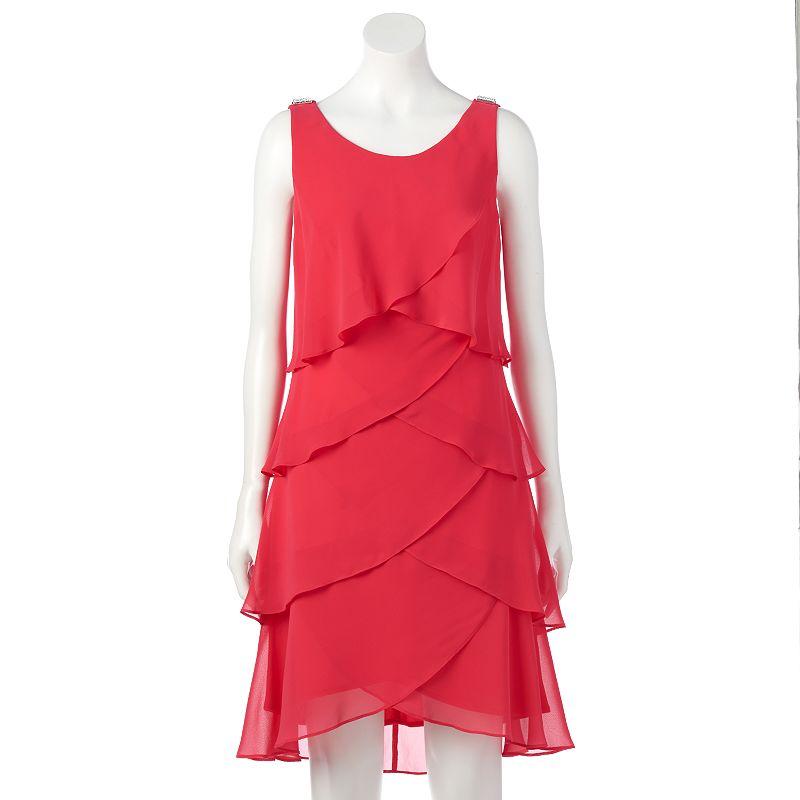 Women's Expo Tulip Tier Shift Dress