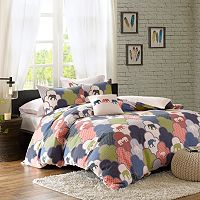 HipStyle Padma 4-piece Duvet Cover Set