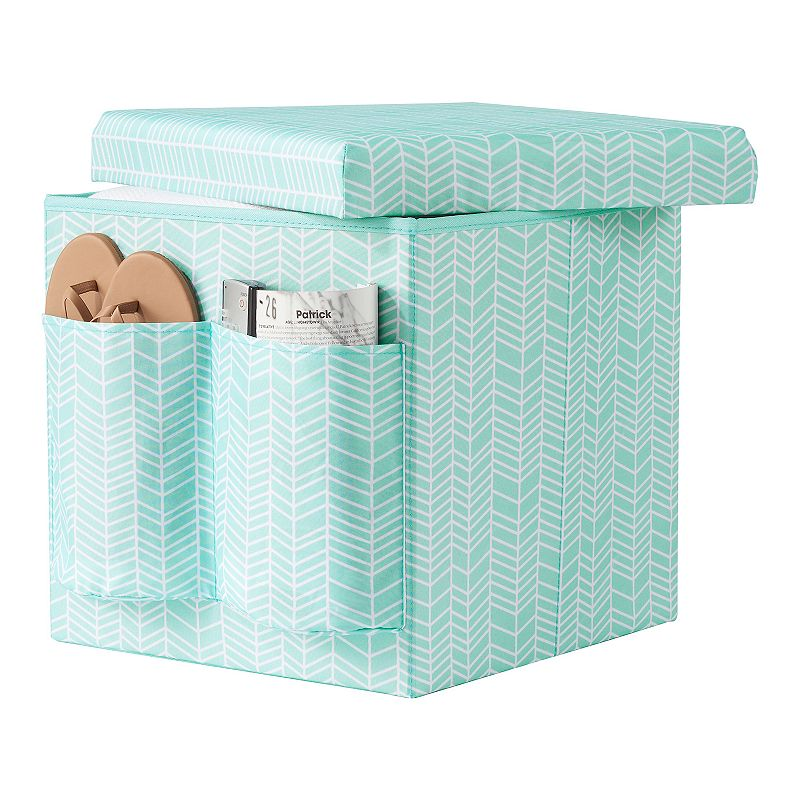 Simple By Design Collapsible Storage Ottoman