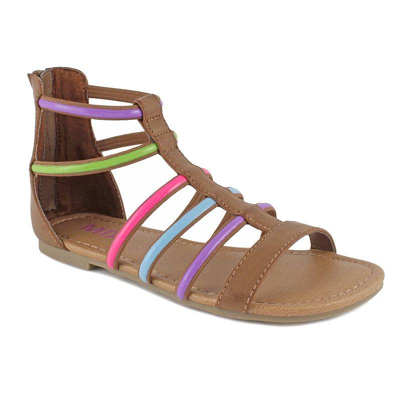 Mia Adrian Girls' Gladiator Sandals