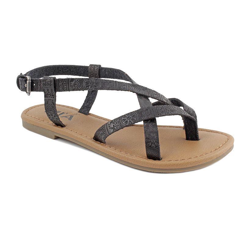 Mia Janey Girls' Strappy Sandals