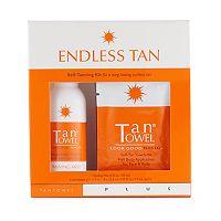 TanTowel Endless Tan Self-Tanning Kit