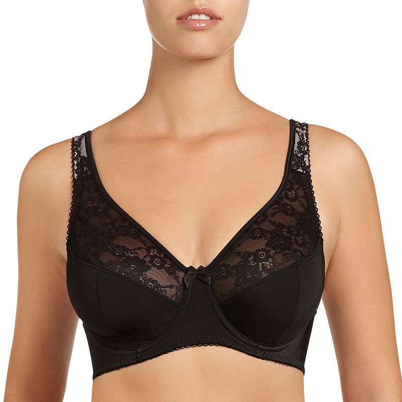 Fayreform Bra: Jennifer Lace Full-Figure Bra F75-596