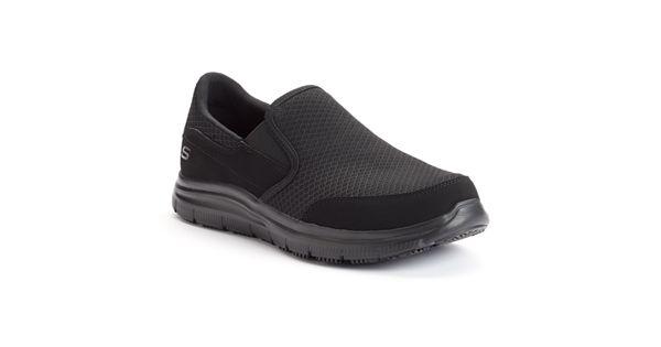 Kohls Skechers Mens Slip Resistant Shoes