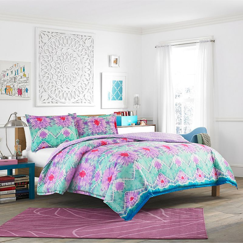 Teen Vogue To Dye For Comforter Set
