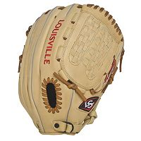 Adult Louisville Slugger 125 Series 12.5-in. Right Hand Throw Cream Baseball Glove
